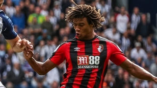 ​Bournemouth defender Ake relishing challenge against ex-Chelsea teammate Lukaku