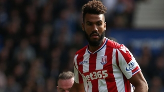Stoke striker Maxim Choupo-Moting will take points over goals