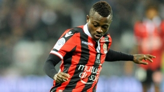 Nice midfielder Jean Michael Seri: Barcelona? We'll see what happens...
