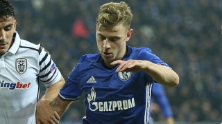 Schalke boss Tedesco admits Arsenal, Liverpool target Meyer leaving 'a big loss'