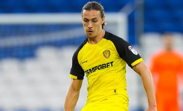 EXCLUSIVE: Burton midfielder Irvine denies 'substantial' offers as transfer deadline approaches