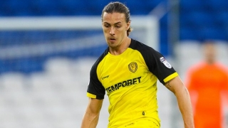 ​EXCLUSIVE: Burton midfielder Irvine denies 'substantial' offers as transfer deadline approaches