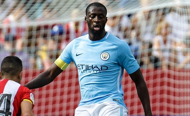 STUNNER! Yaya Toure refuses to rule out Man Utd move