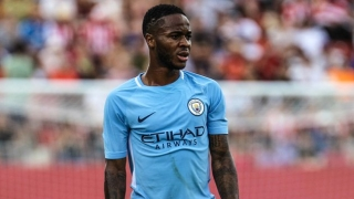 Raheem Sterling praises patient Man City after beating Feyenoord
