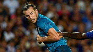 Real Madrid coach Zidane:  For me, Bale is a complete player
