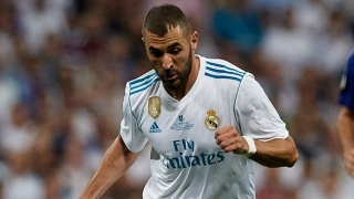 Man City boss Guardiola targets Real Madrid striker Benzema
