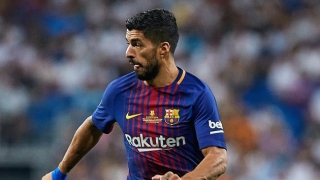 Luis Suarez delighted with brace in Barcelona win