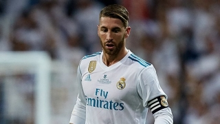Real Madrid captain Sergio Ramos captured blasting Marcelo: Too static!