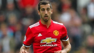 WATCH: Smiling Mkhitaryan and Raiola in London to close Arsenal move