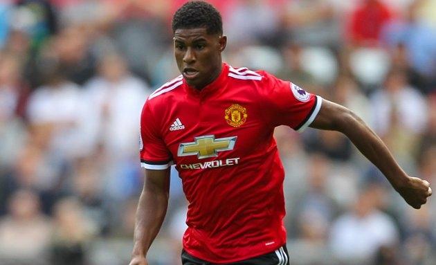 Neville: Man Utd whiz Rashford in same class as Mbappe, Dembele