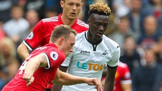 ​Swansea striker Abraham disappointed with Newcastle loss