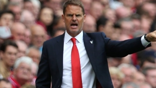 Sacked Crystal Palace boss Frank de Boer open to Holland job