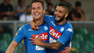 Napoli midfielder Lorenzo Insigne pleased with victory over SPAL