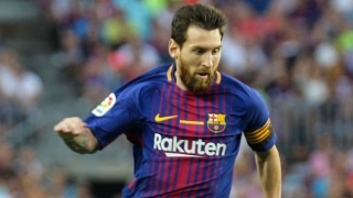 Barcelona midfielder Messi: Thank-you Conte