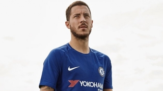 Chelsea boss Conte hints Hazard ready for Stoke start