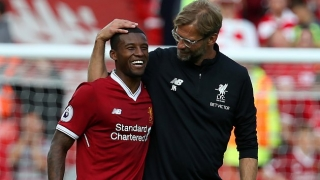 ​Liverpool boss Klopp explains Wijnaldum omission