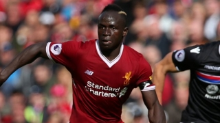 Liverpool calm as Mane snapped for hospital check