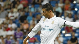 Stitched up Ronaldo returns to Real Madrid training with black eye