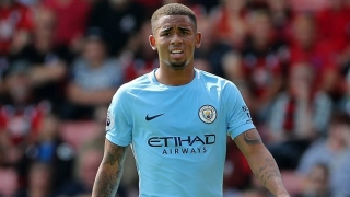 Gabriel Jesus: Man City like Brazil at our best