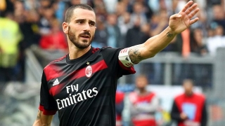 Real Madrid president Florentino and Ramos discuss Chelsea target Bonucci