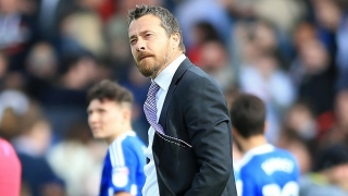 Fulham boss Slavisa Jokanovic fighting for his job