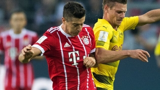 Bayern Munich striker Robert Lewandowski happy to reject Real Madrid talk
