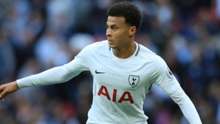 ​Alli: Tottenham must learn from Man City success