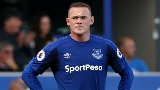 ​Everton striker Rooney set for DC United medical