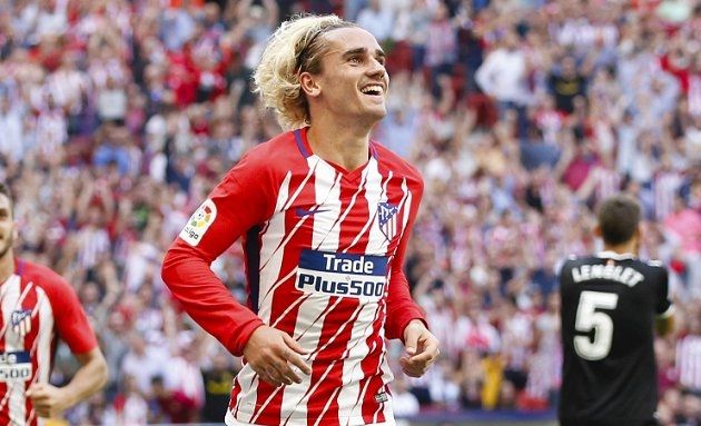 Olhats convinced Man Utd, Barcelona target Griezmann 'will end Atletico Madrid story'