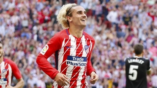 Atletico Madrid ace Griezmann insists no Man Utd regrets