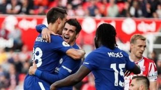 Chelsea ace Hazard hails Conte's new-look attack plan