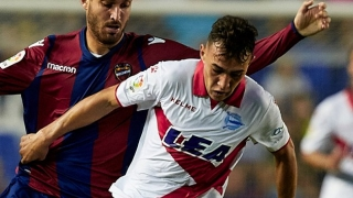 Alaves striker Munir El Haddadi makes formal move to play for Morocco