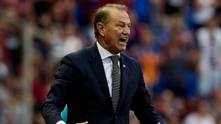 ​EXCLUSIVE: De Biasi delighted with entire Alaves' organisation