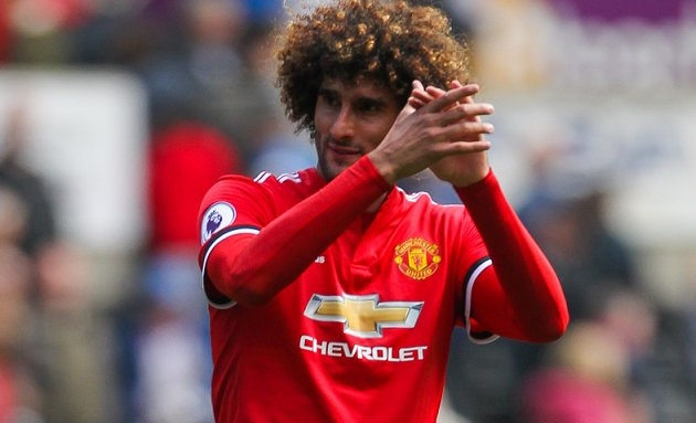 Viv urges Arsenal boss Emery to give Fellaini  a swerve