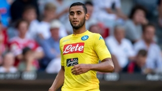 Faouzi Ghoulam happy with new Napoli deal
