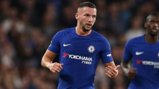 Chelsea midfielder Danny Drinkwater: Man Utd didn't deserve to win