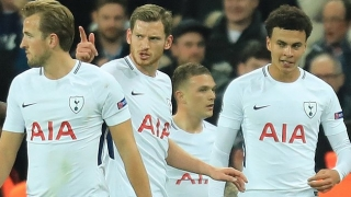 Juventus chief Nedved: Nothing to fear from Spurs