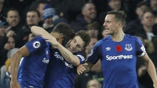 Everton winger Lookman: Boothroyd blast set me straight