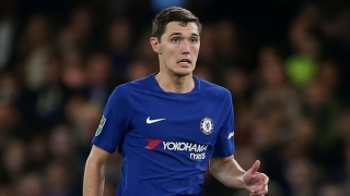 ​Chelsea defender Christensen sent home by Denmark