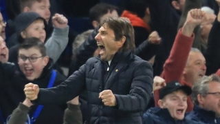 Chelsea boss Conte: I'm back! Dad and family say I need to show passion again