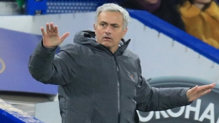Man Utd boss Mourinho: Conte very good manager; (but) shake his hand...?