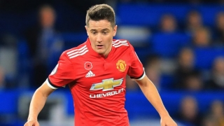 Barcelona to make SECOND bid for Man Utd midfielder Herrera