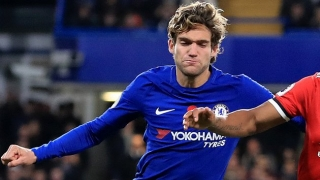 Marcos Alonso pleased to prove Chelsea matchwinner