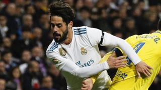 Isco fast growing support inside Real Madrid - at Ronaldo's expense