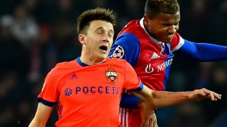 CSKA Moscow attacker Golovin chooses between Chelsea, Barcelona and Juventus...