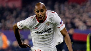 Everton ahead of Arsenal for wantaway Sevilla midfielder Steven N'Zonzi