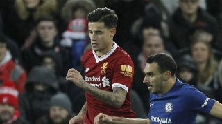 Barcelona encouraged as Coutinho seethes over Liverpool derby benching