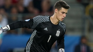 Athletic Bilbao goalkeeper Kepa no longer thinking about Real Madrid