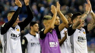 Valencia bet on Bwin