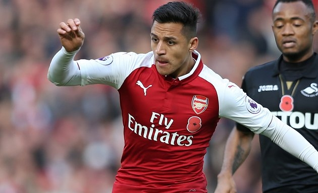 Real Madrid will include player in Alexis offer to beat Man City